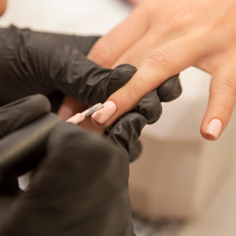 manicure hybrydowy kombinowany szkolenie